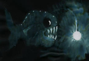 Angler Fish by Dastardly