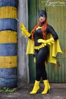 Batgirl Cosplay by Brynhild-Undomiel