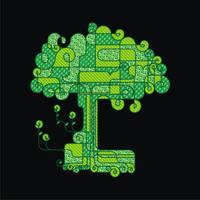 The Tree by Evandro-Barba