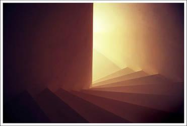 Stairways to Heaven by antibacterialdreams
