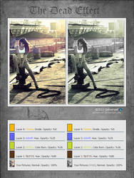 The Dead Effect PS Tutorials by Qebsenuef