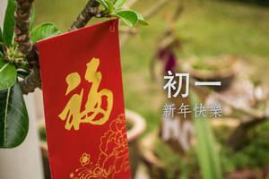 First Day of CNY 2013 by BenSow