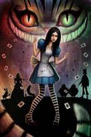 Dark Alice by Nszerdy
