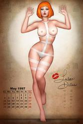 Leeloo Dallas Multipass by Nszerdy