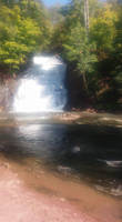 Holley Falls by SparklinBurgndy