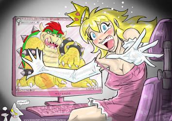 Princess Browser by DerangedMeowMeow