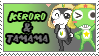 KeroTama Stamp by Atlanta-Hammy