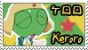 Keroro Stamp by Atlanta-Hammy