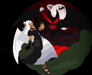 The Full Blooded Vampiress by Atlanta-Hammy