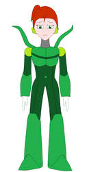 Forest Gardenia (Mega Man X OC) by StormBringerBoy