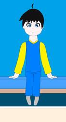 Cute Li'l Boy by StormBringerBoy