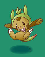 Chespin by renzus