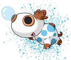 Olinian Hippopotas by raccoontamer