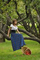 Apple Basket by IrisErelar