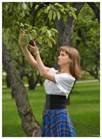 Red Apple by IrisErelar