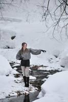 Winter Angeline I by IrisErelar