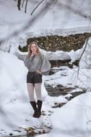 Winter Angeline II by IrisErelar