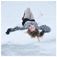 Winter Angeline III by IrisErelar