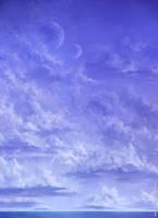 Sky by IrisErelar