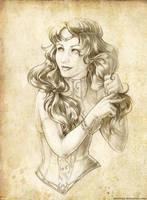 Queen of the Kingdom by IrisErelar