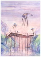 The Netch Bridge by IrisErelar