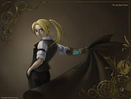 Edward by IrisErelar