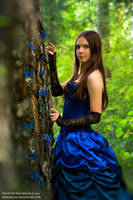 Butterfly Fairy by IrisErelar