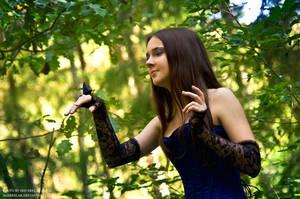 Butterfly Fairy III by IrisErelar