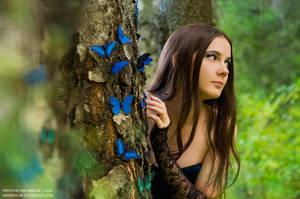 Butterfly Fairy V by IrisErelar