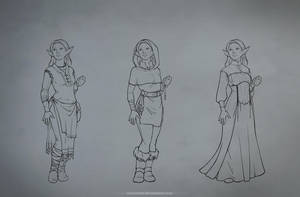 Rif_costumes_lines by IrisErelar