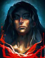 Bloody_magician by IrisErelar