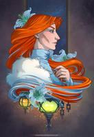 Diana by IrisErelar