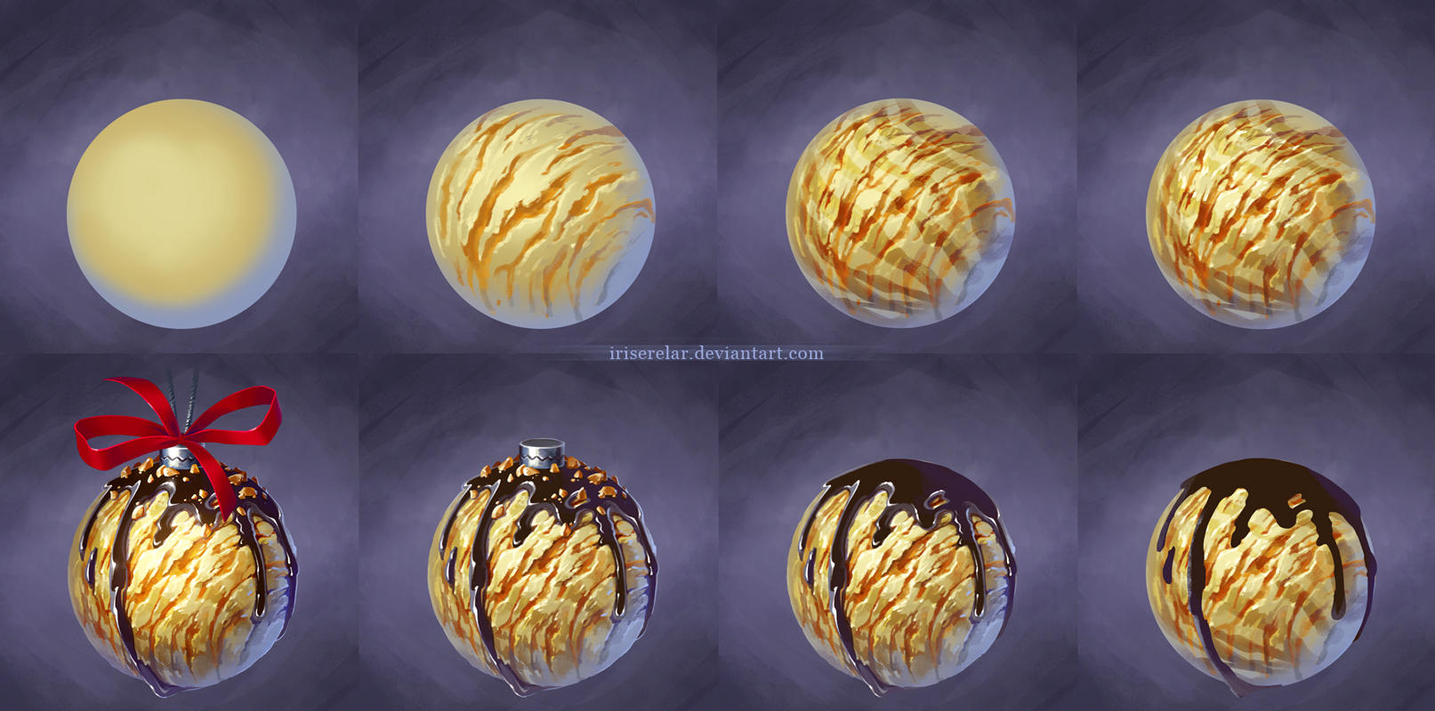 Ice-cream_ornament_steps by IrisErelar
