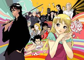 Manga Vector - UDDUP - Candyland by Sarkanybaby
