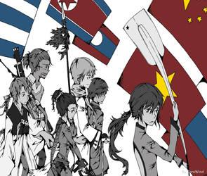 Communism - Vietnam War by TaraWind1990