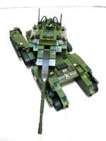 Future Sherman Tank 'Fake' 3 by SOS101