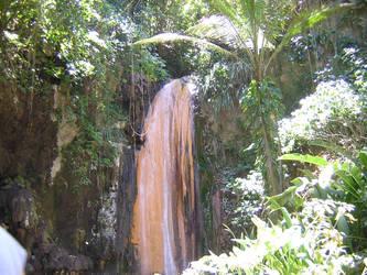 Diamond Falls, St Lucia by n0fear88