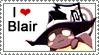 Blair Stamp -Soul Eater- by Seylan