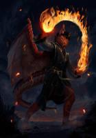 Pyromancy by Shinyfurry