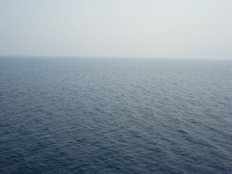 Sea, Greece by Lea-Li