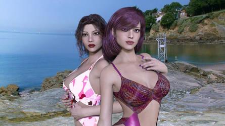 Tiffany Windsong G3f Ir Ocean Park By Robinski-da7 by Tiffany-Windsong