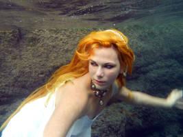 Mermaid - Tethys 6 by Jaymasee