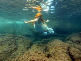 Mermaid - Tethys 8 by Jaymasee