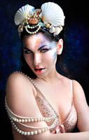 Mermaid Portrait 5 by Jaymasee