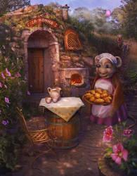 I cornetti della nonna by Favoletta
