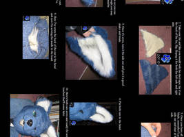 Fursuit tutorial P7- ears by Sharpe19
