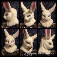 'Alice in Wonderland' white rabbit by Sharpe19