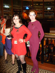 TOS Uniform from Star Trek by BazookaBaby
