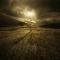 Light's last breath by YagaK