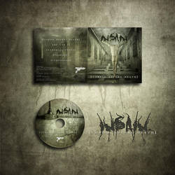 Insain CD Artwork by YagaK